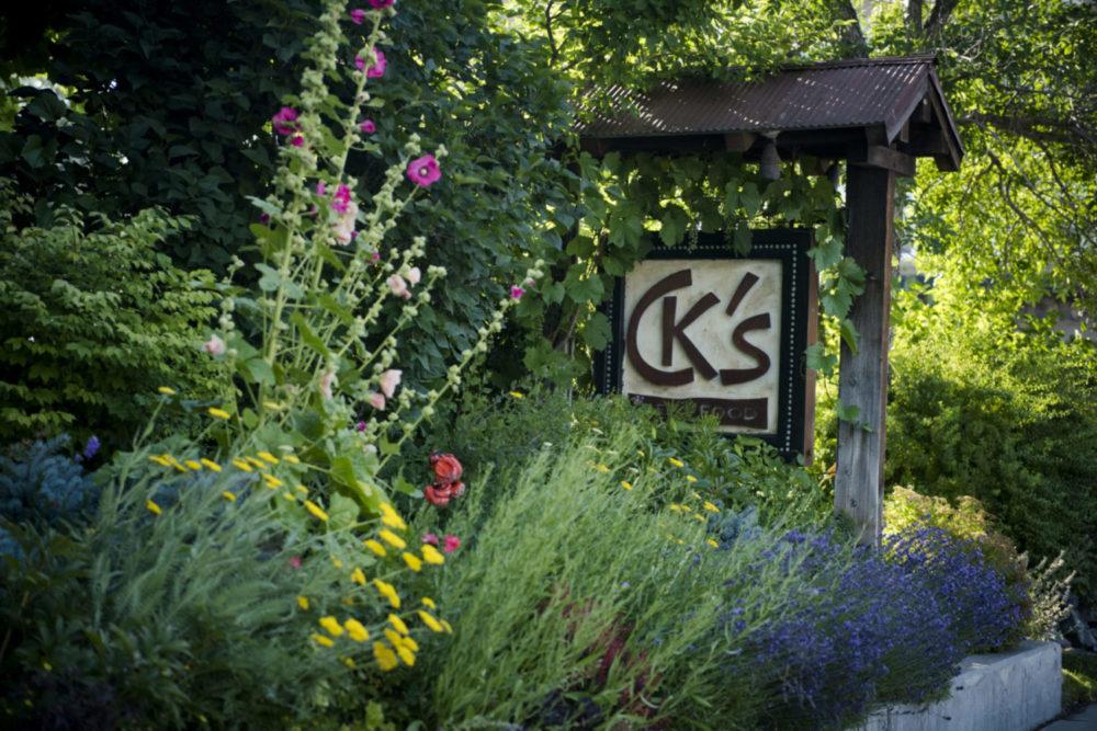 CKs Dinner Menu in Hailey, Idaho